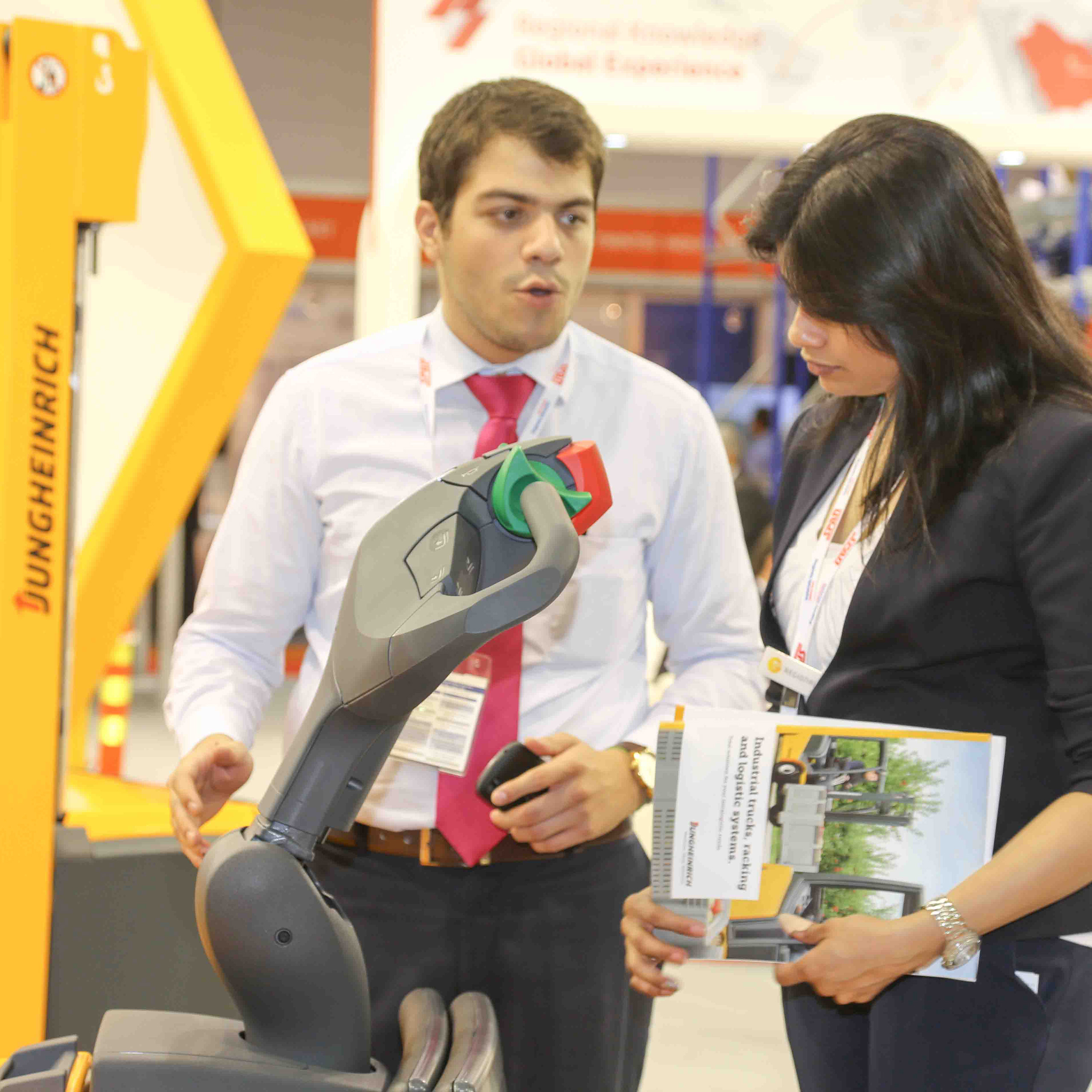Materials Handling Middle East - Automation and Industry 4.0 among central themes solving key challenges at Materials Handling Middle East 2017