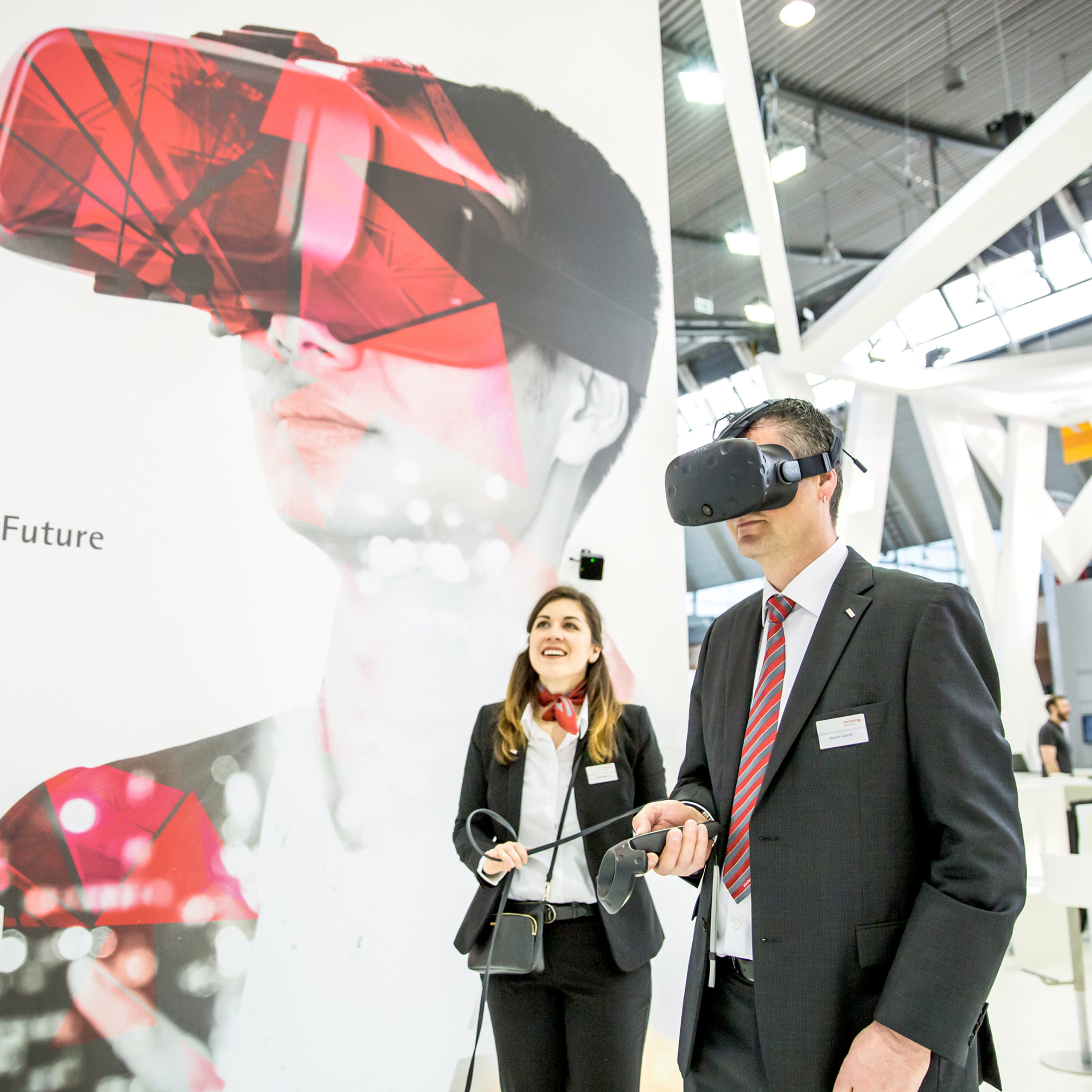 Materials Handling Middle East - Materials handling suppliers turn to virtual reality 3D animation as educational tool for latest warehouse technologies