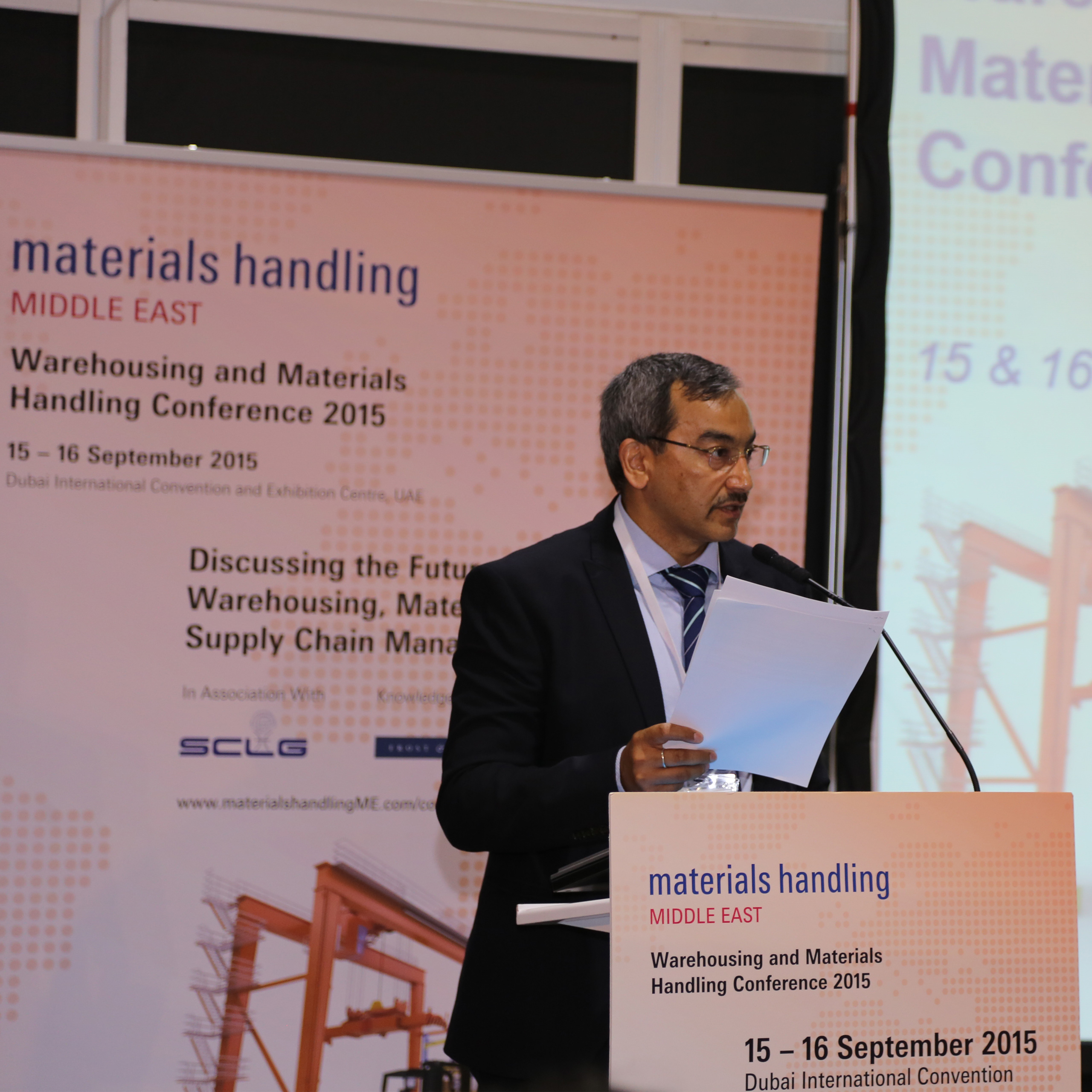 Materials Handling Middle East - Supply Chain and Logistics Forum to highlight key industry issues