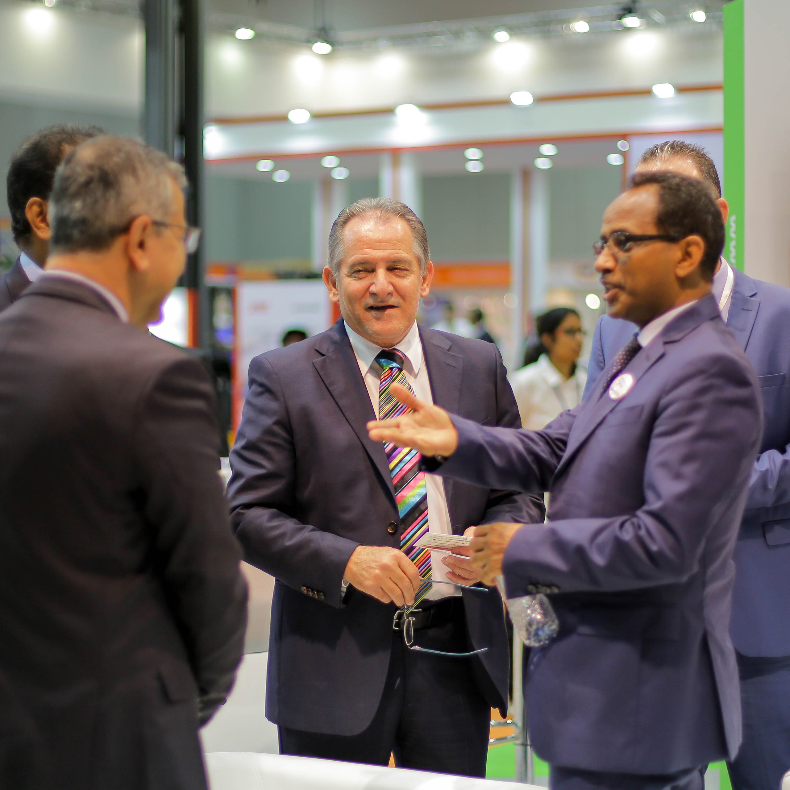 Materials Handling Middle East - Materials Handling Middle East 2017 concludes in Dubai