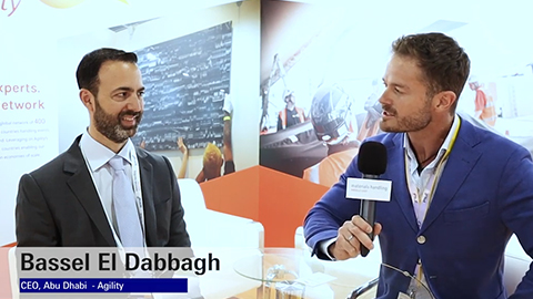 Materials Handling Middle East - Exhibitor Interview with Agility