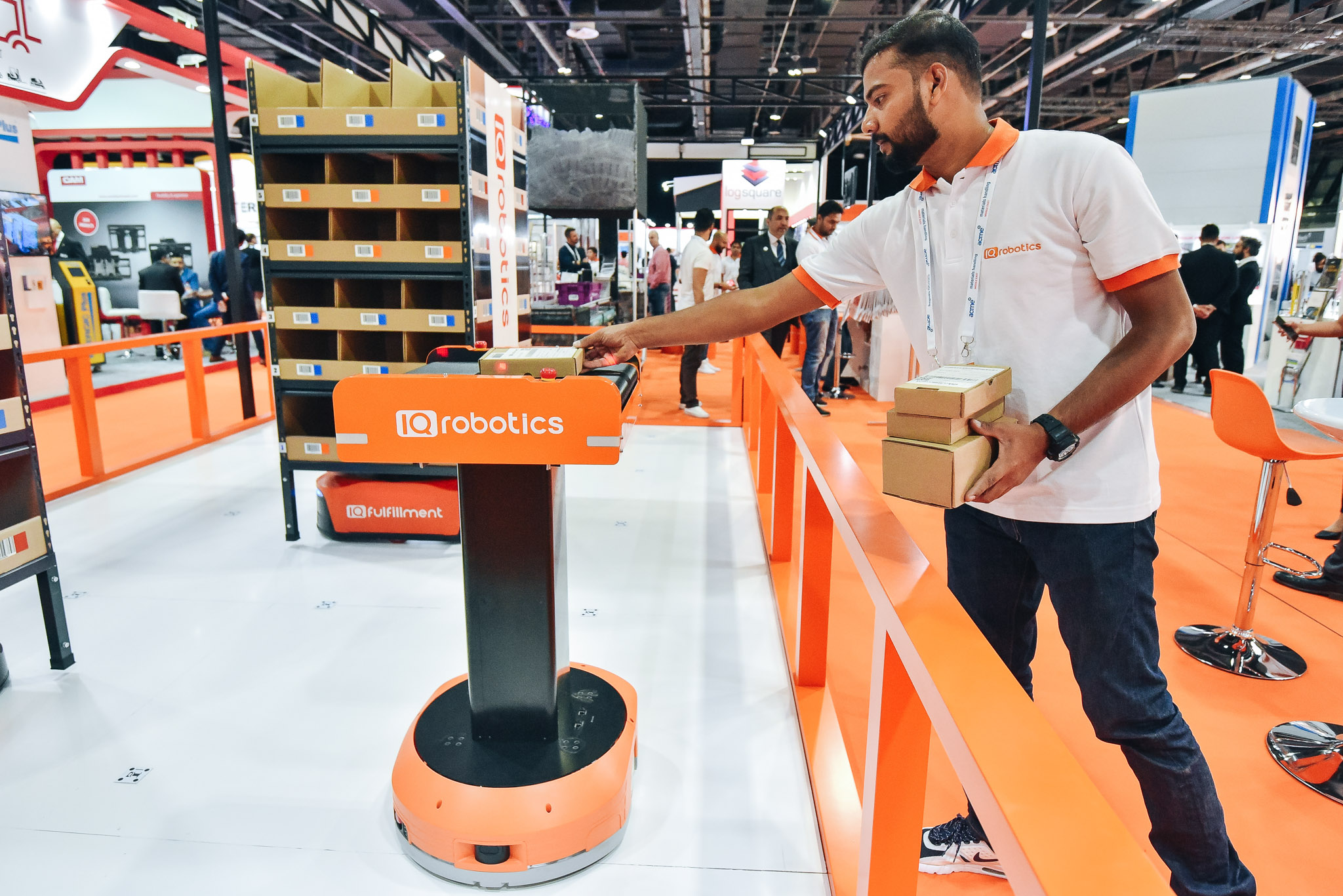 Materials Handling Middle East - 2019