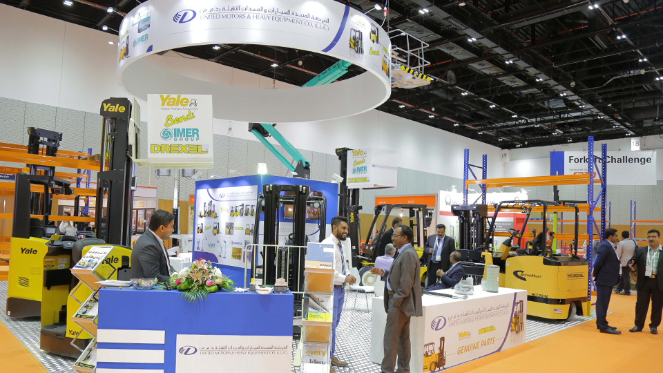 Materials Handling Middle East - Exhibitor and product search