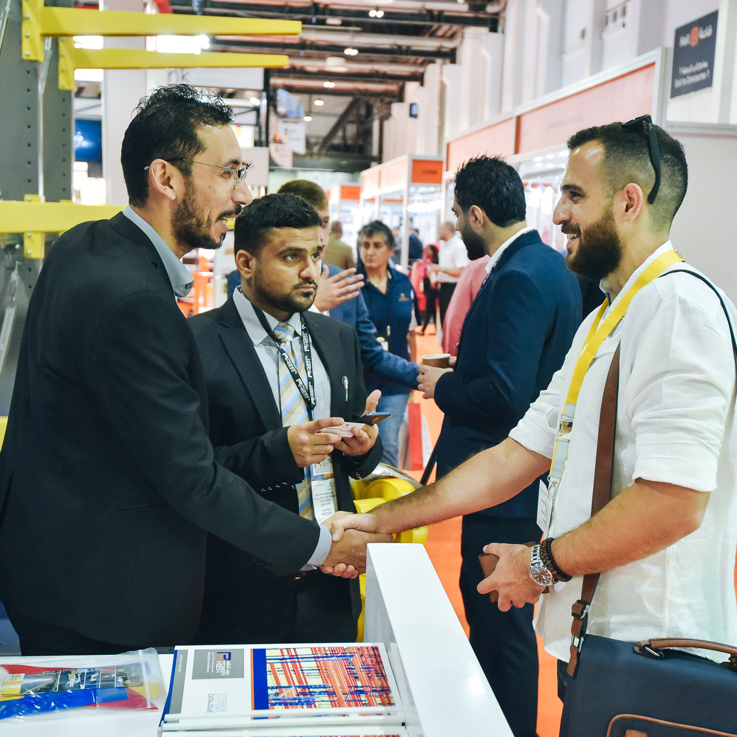 Materials Handling Middle East - Materials Handling Middle East 2019 racks up 12 percent yoy visitor growth for 10th edition