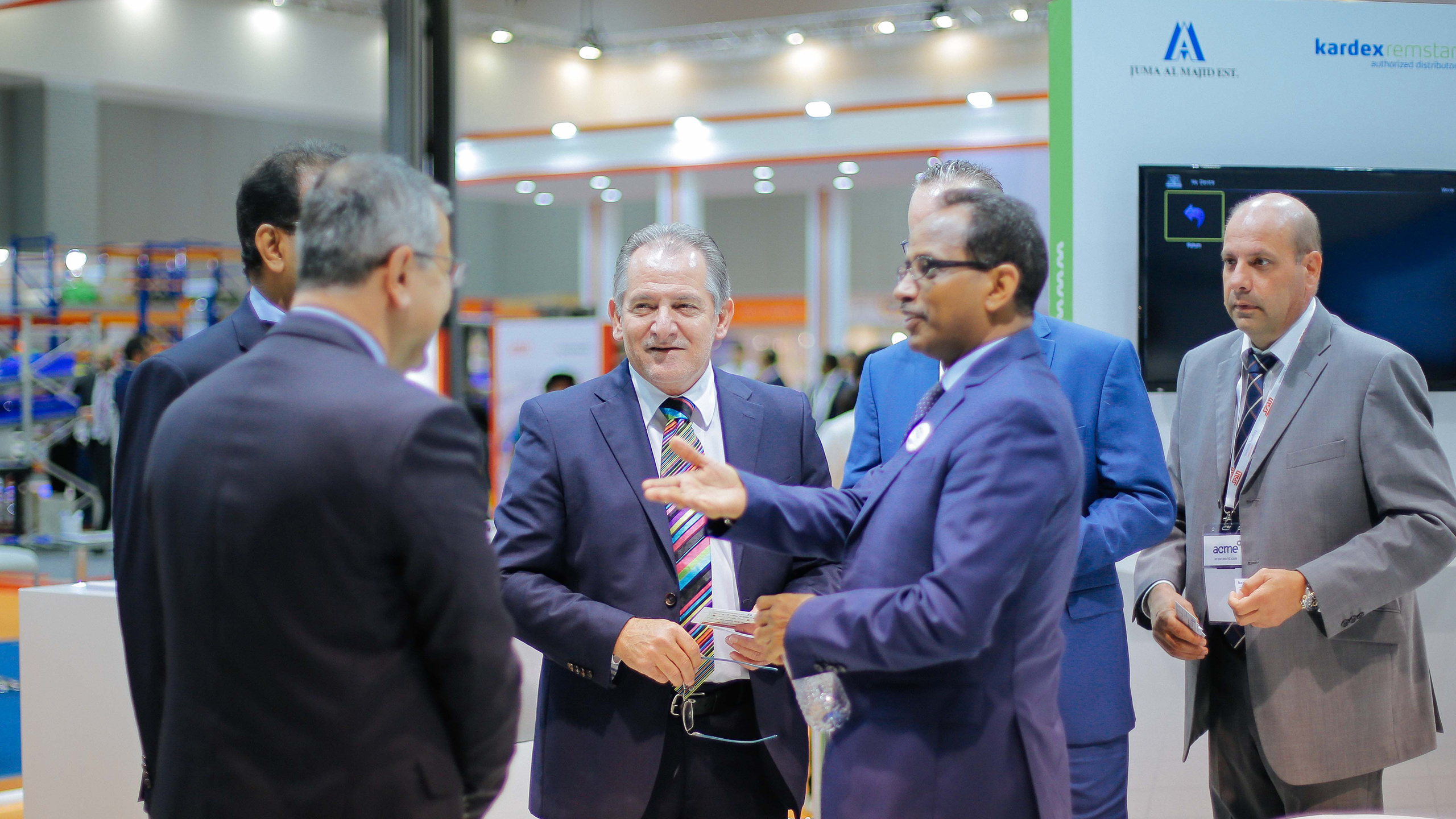 Materials Handling Middle East - Exhibition Grounds