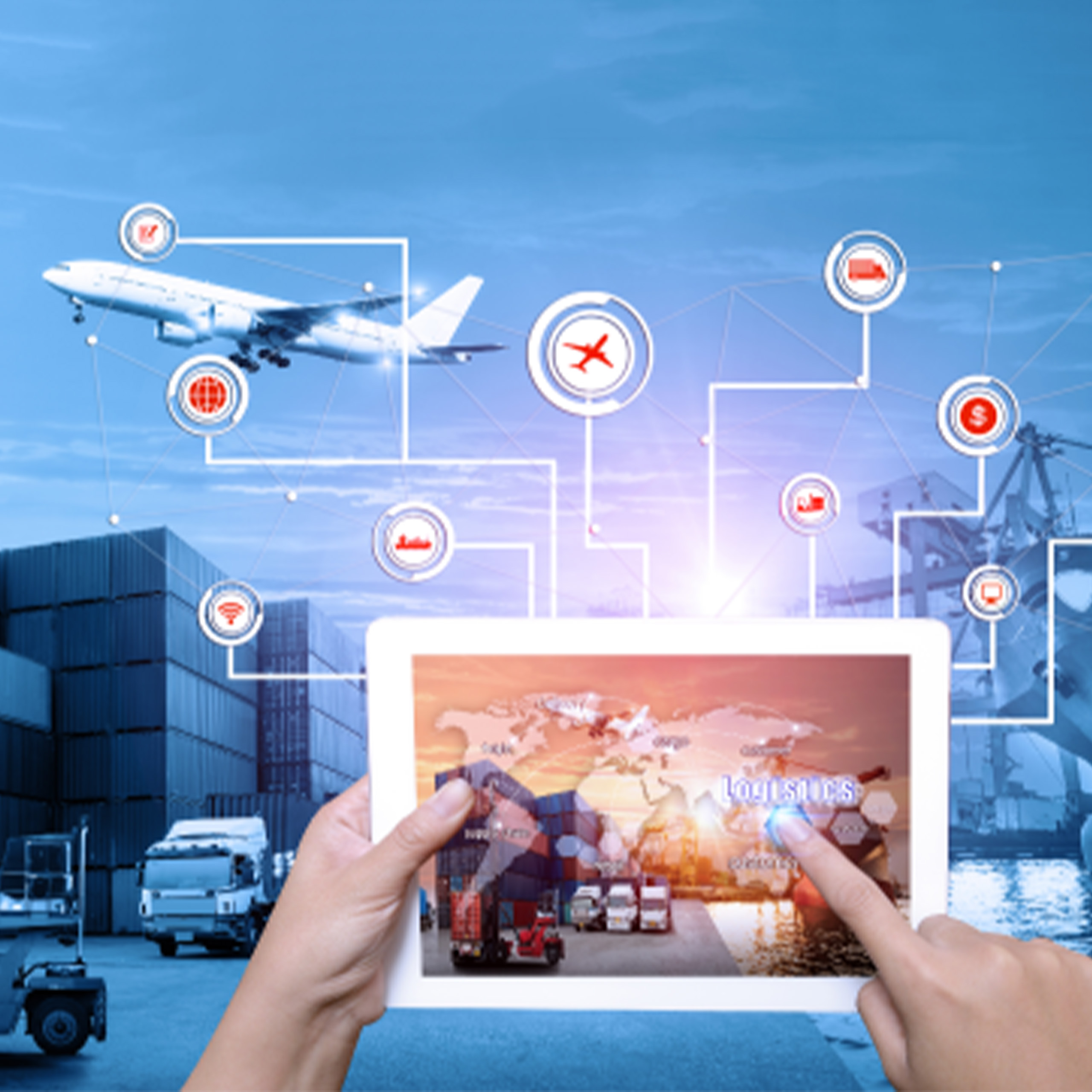 How digitalisation is transforming the logistics sector - Trends for 2021