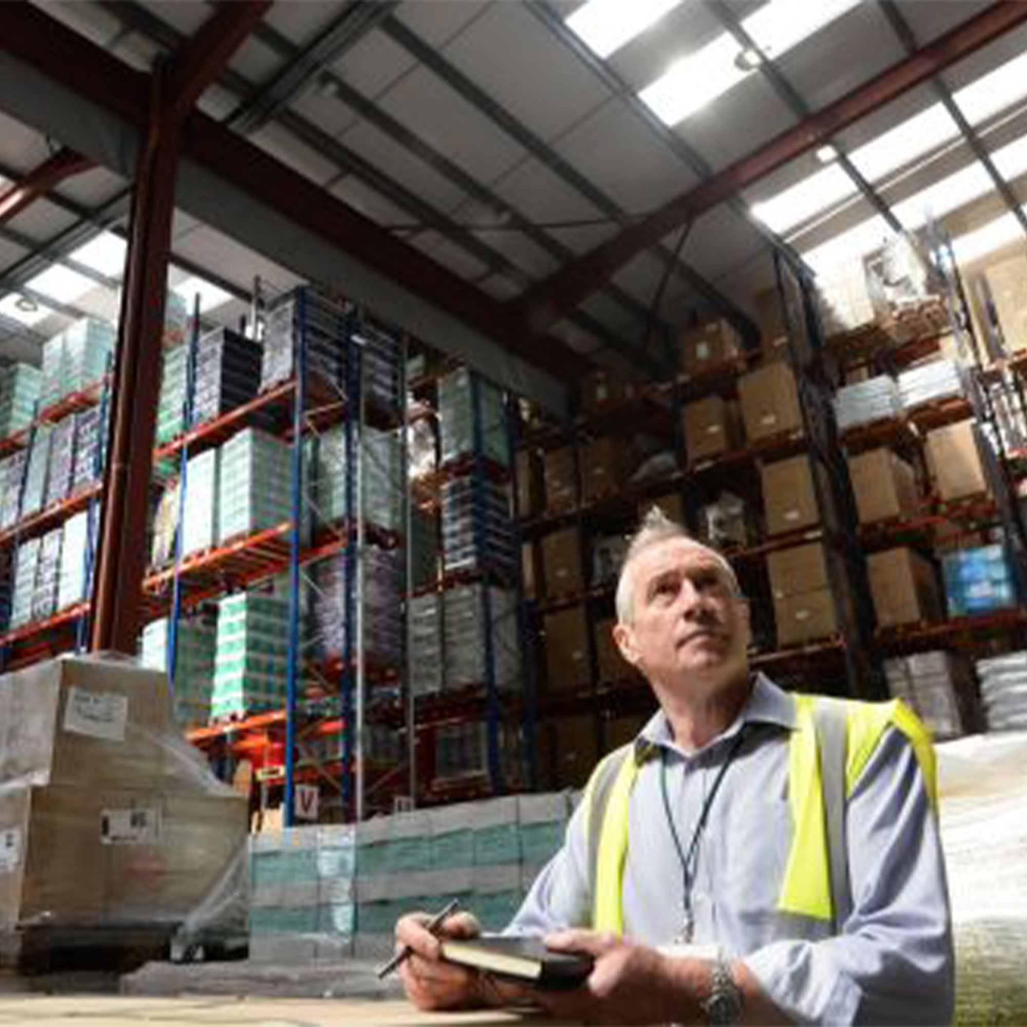 Warehouse space scarce due to Brexit, Covid and Christmas stockpiling