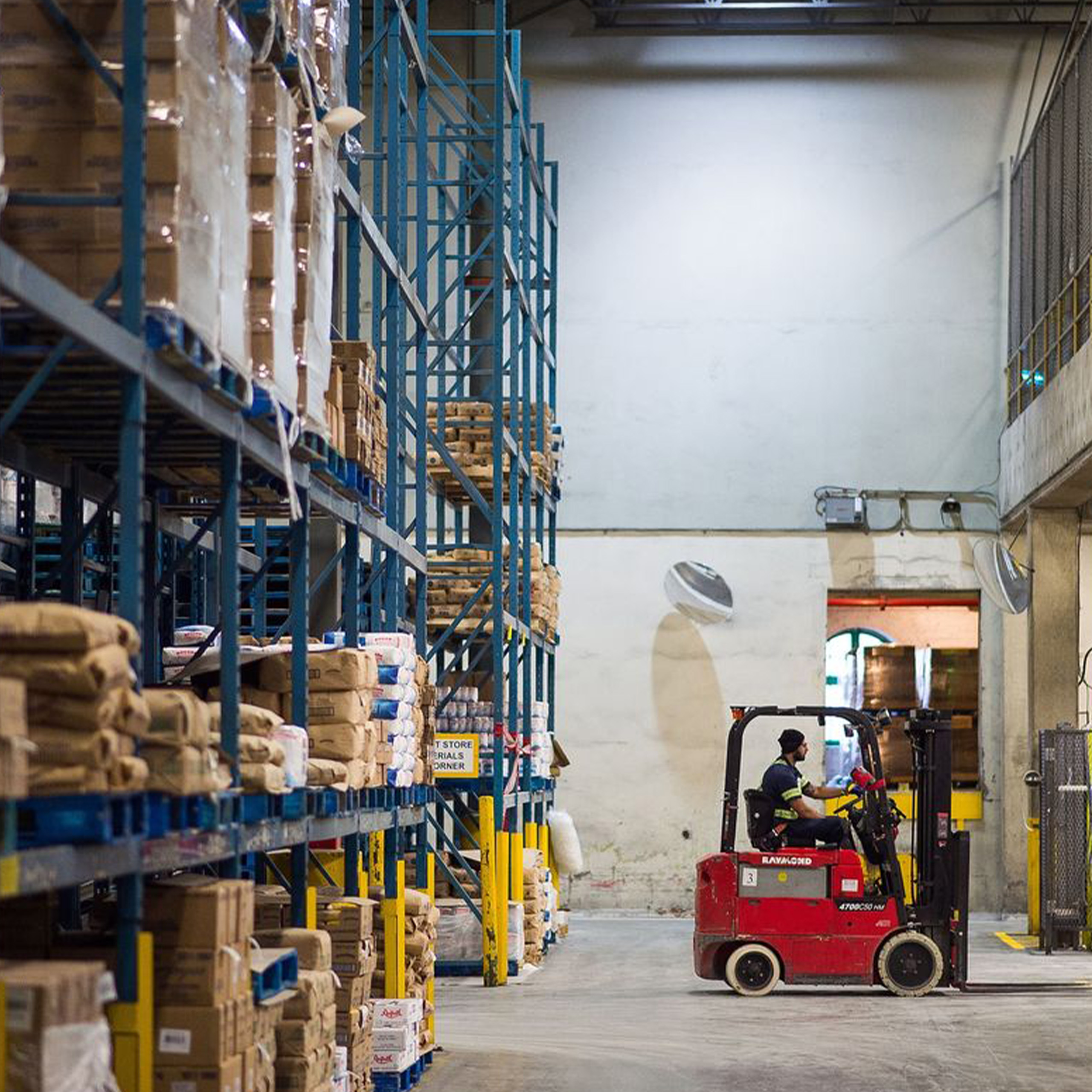 Warehouse Space Seen Running Out in Canada by the End of 2021